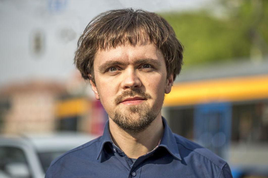 Portrait Arndt May Sachverständiger für Verkehrsunfälle